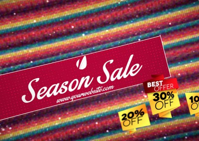 Favorite Season Sales