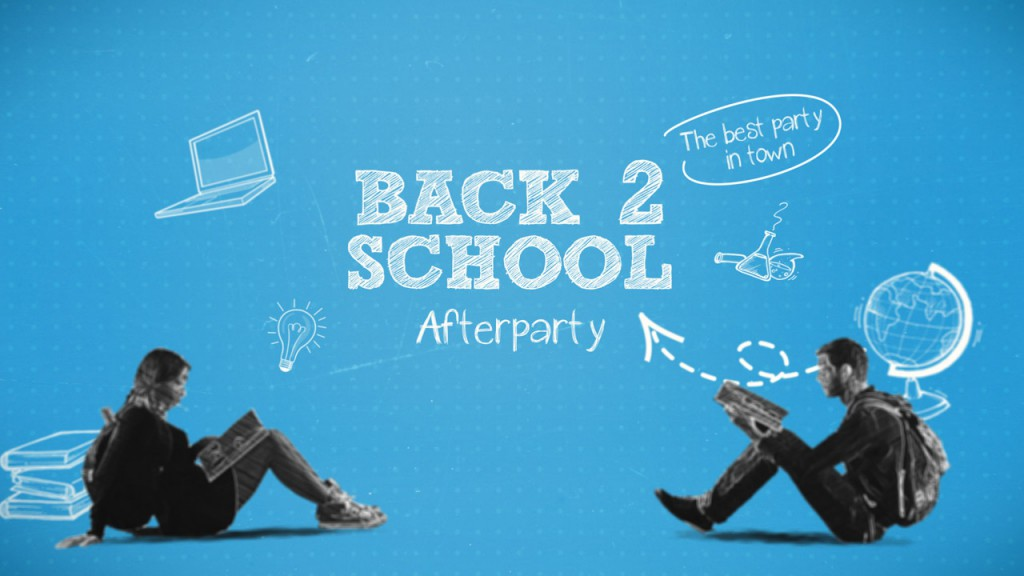 Back 2 School After Party