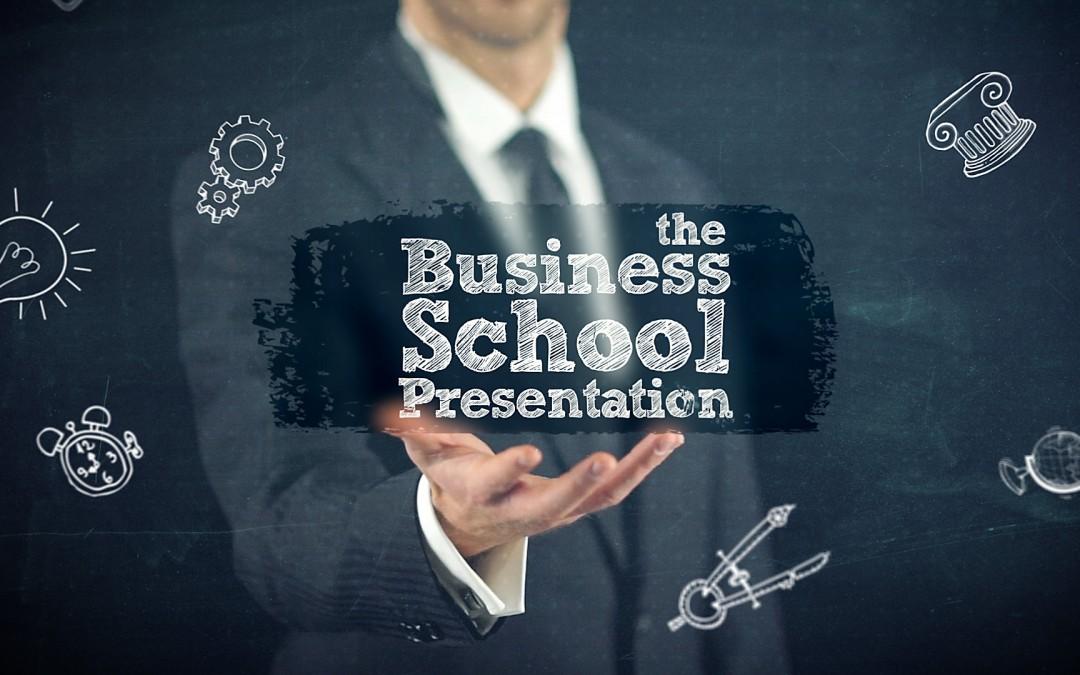 Business\School\College Presentation