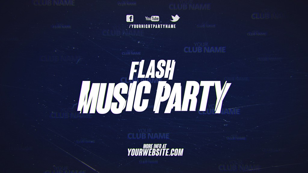 Flash Music Event