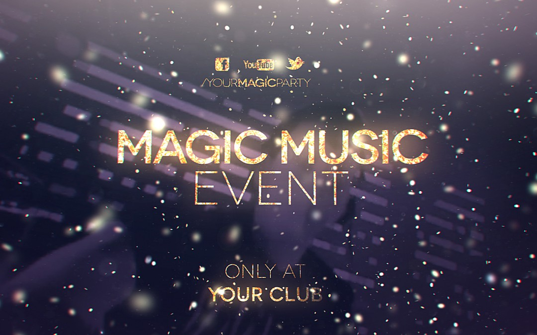 Magic Music Event