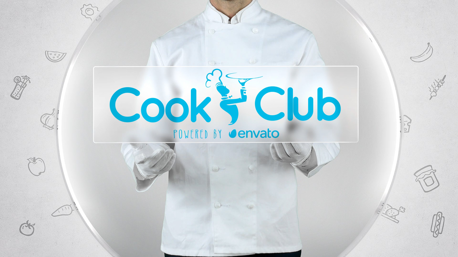 Cook Club Broadcast Package