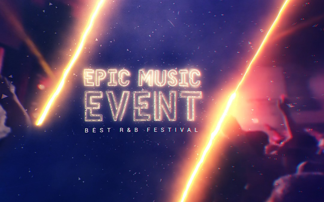 Epic Music Event