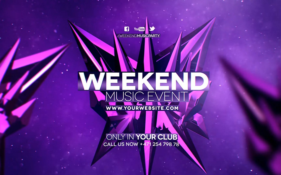 Weekend Music Event