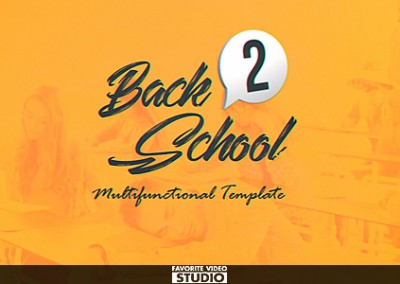 Back2School Broadcast Pack
