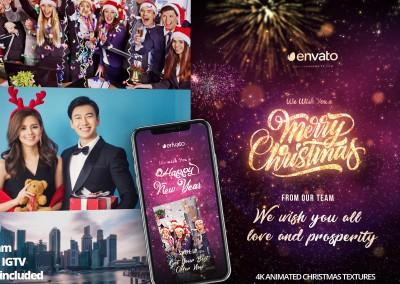 Christmas Greeting Pack 2019