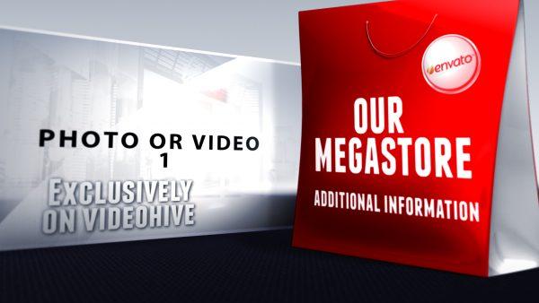 Megastore: Product Presentation