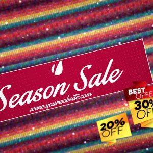 Favorite Season Sales
