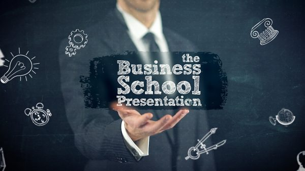 BusinessSchoolCollege Presentation