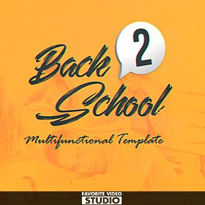 Back2School Broadcast Pack 2017