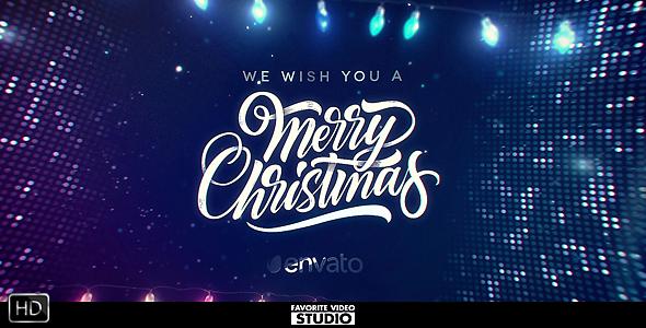 Magic Christmas Greeting