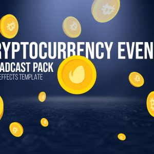Cryptocurrency Event Broadcast Pack
