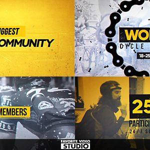World Cycling Marathon Broadcast Pack