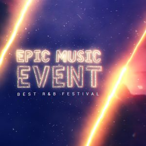 Epic Music Event