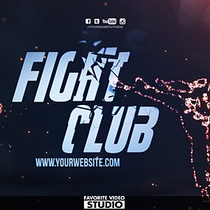 Fight Club Broadcast Pack