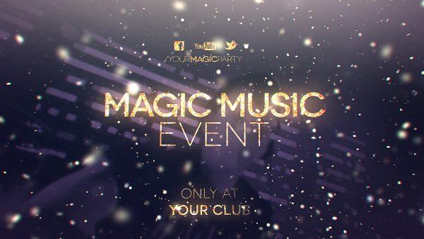 Magic Music Event