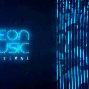 Neon Music Event