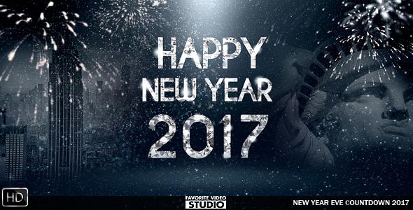 New Year Diamond Countdown