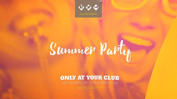 Summer Beach Party 2016